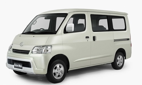 Grand Max MB • Astra Daihatsu Ciledug