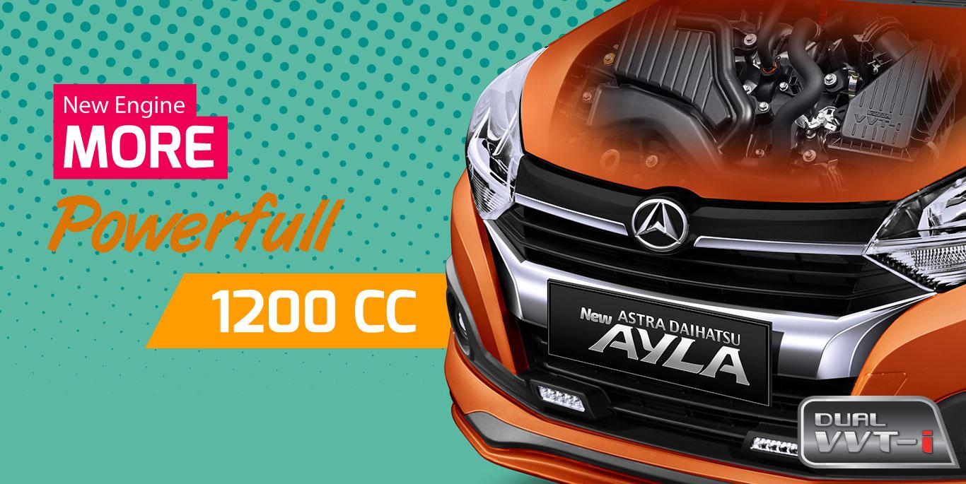 Daihatsu Ciledug powerful-sementara New Astra Daihatsu AYLA facelift 2017