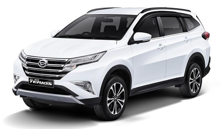 Daihatsu Ciledug Daihatsu-Terios-2018-01 ALL NEW TERIOS RESMI DILUNCURKAN