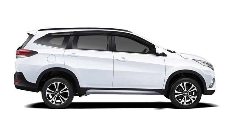 Daihatsu Ciledug Daihatsu-Terios-2018-02 ALL NEW TERIOS RESMI DILUNCURKAN