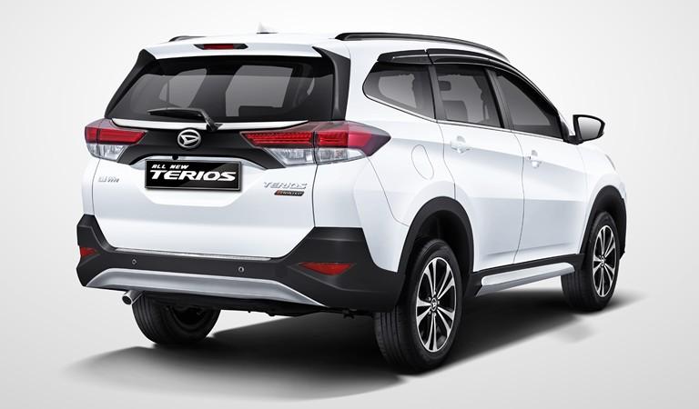 Daihatsu Ciledug Daihatsu-Terios-2018-03 ALL NEW TERIOS RESMI DILUNCURKAN