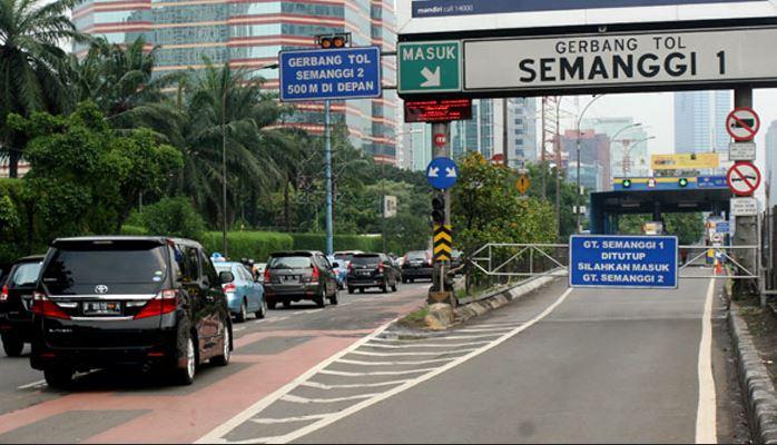 Daihatsu Ciledug Capture Daftar Gerbang Tol yang ditutup Selama Asian Games