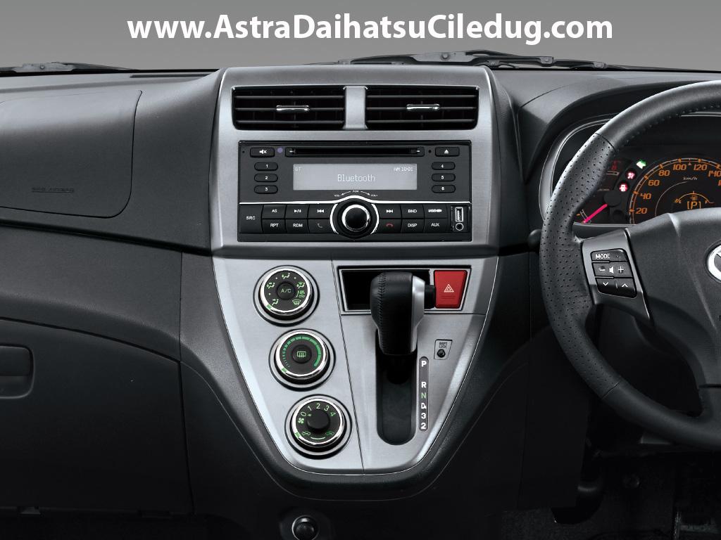 Daihatsu Ciledug dashbord TIPS MERAWAT MOBIL MATIC