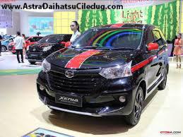 Daihatsu Ciledug xenia-giias-2018-2-1 18 Unit Ayla, Xenia, dan Sigra Special Edition menyambut Asian Games 2018