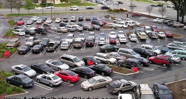 Tips perawatan mobil parkir di luar
