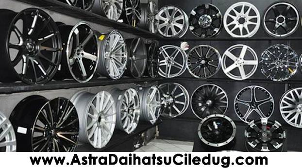 Daihatsu Ciledug velg3 TIPS  Memilih Velg untuk Memodifikasi Mobil yang Benar