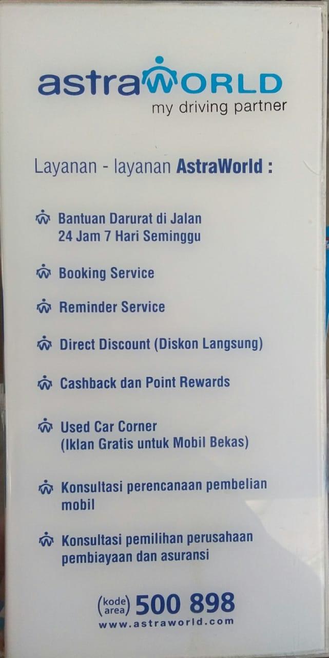 Manfaat Dan Keuntungan Astra World 5 Tahun Astra Daihatsu Ciledug