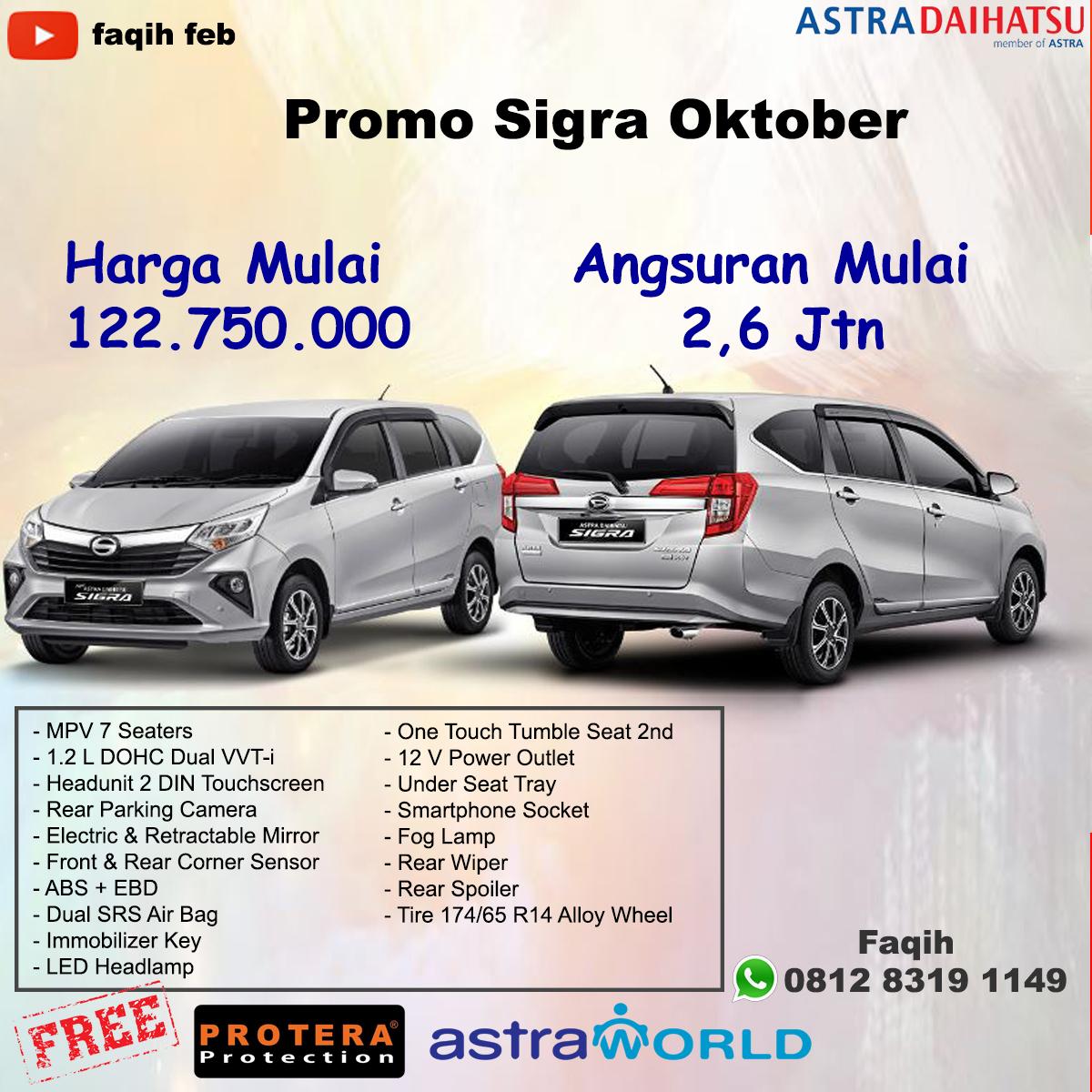 Daihatsu Ciledug Promo-Agustus-2020-ACC-oktober-2020 PROMO DAIHATSU Tangerang SIGRA DP 17 Juta ANGSURAN 2,6 Juta