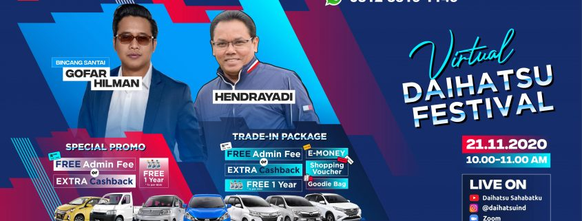 Promo Harga Daihatsu 2020