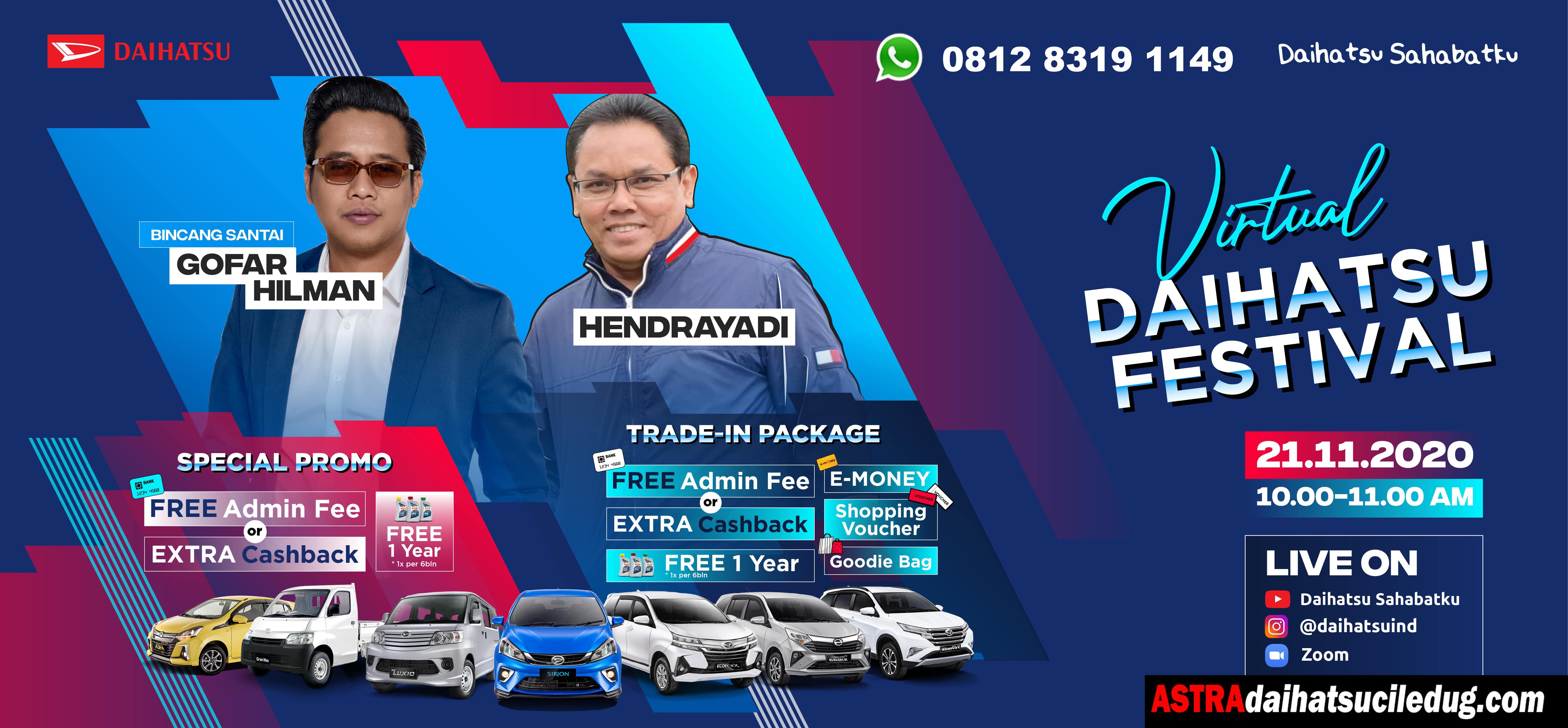 Daihatsu Ciledug Virtual-Event-21-Nov Promo Daihatsu Virtual Event November 2020