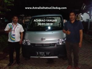 Daihatsu Ciledug achamd_yanuar Penyerahan mobil