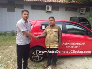 Daihatsu Ciledug amin_iskandar Penyerahan mobil