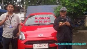 Daihatsu Ciledug kusnadi-edt Penyerahan mobil