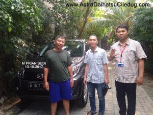 Daihatsu Ciledug m_prian_budi_ok Penyerahan mobil