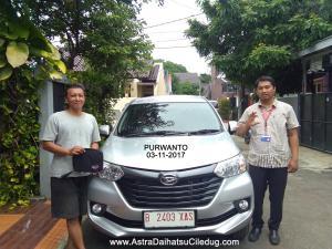 Daihatsu Ciledug purwanto_ok Penyerahan mobil