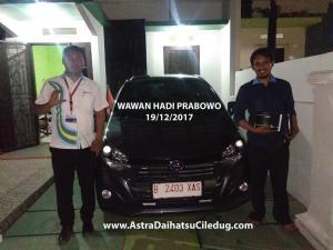 Daihatsu Ciledug wawan_hadi_prabowo Penyerahan mobil